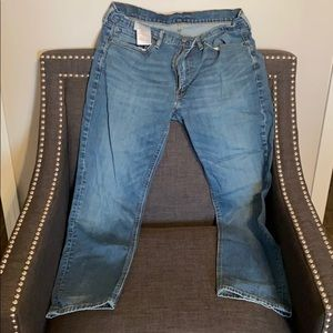 Men's Levi Strauss jeans. Size 34/30
